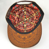 Grassroots Custom Snap Back Hats 8th Anniversary Wingtip Inside