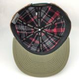 Grassroots Custom Snap Back Hats Mountain Division Inside