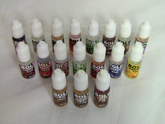 Bold Vapor E-LIQUID Juice 15ml Refills