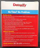 Instant Clean Detoxify Detox Box Rear