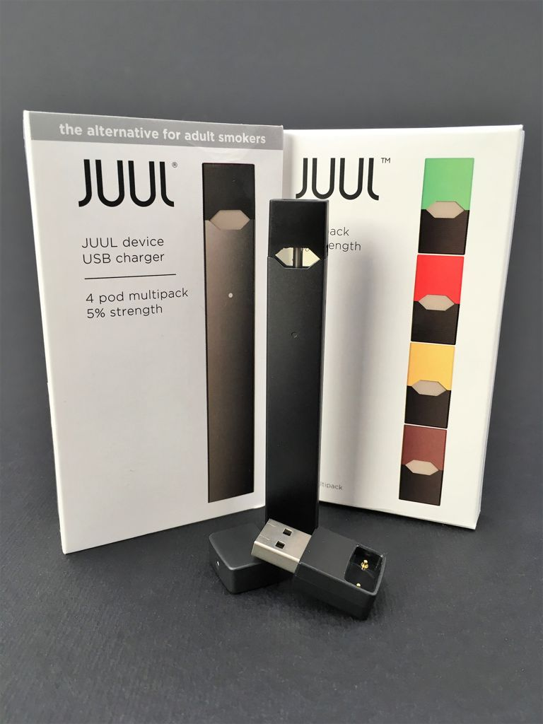 JUUL Electric Cigarette Starter Kit