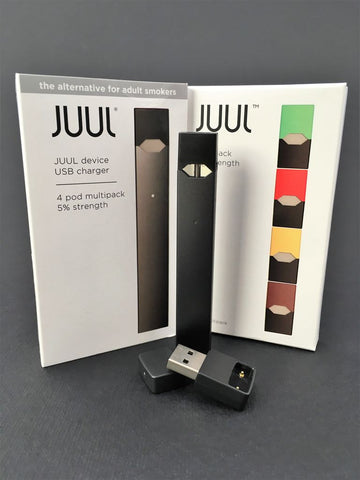 JUUL Electronic Cigarette Starter Kit