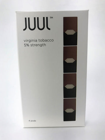 JUUL Electronic Cigarette Replacement Pod Cartridges