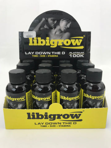 Libigrow Time Size And Stamina Enhancer