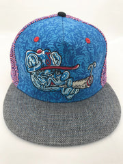 Melty Bros Cubs Grassroots Collab Fitted Hat