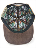 Melty Bros Hawks Feathers Grassroots Collab Snapback Inside