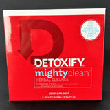 Mighty Clean Detoxify Herbal Cleanse Front