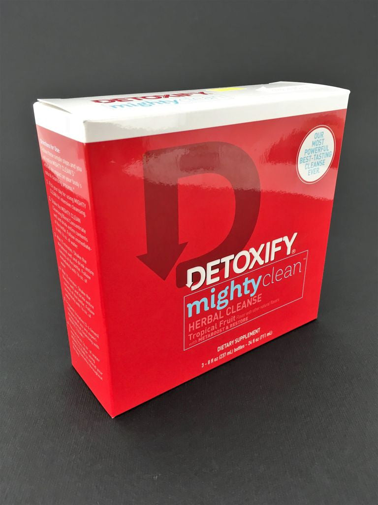 Mighty Clean Detoxify Herbal Cleanse