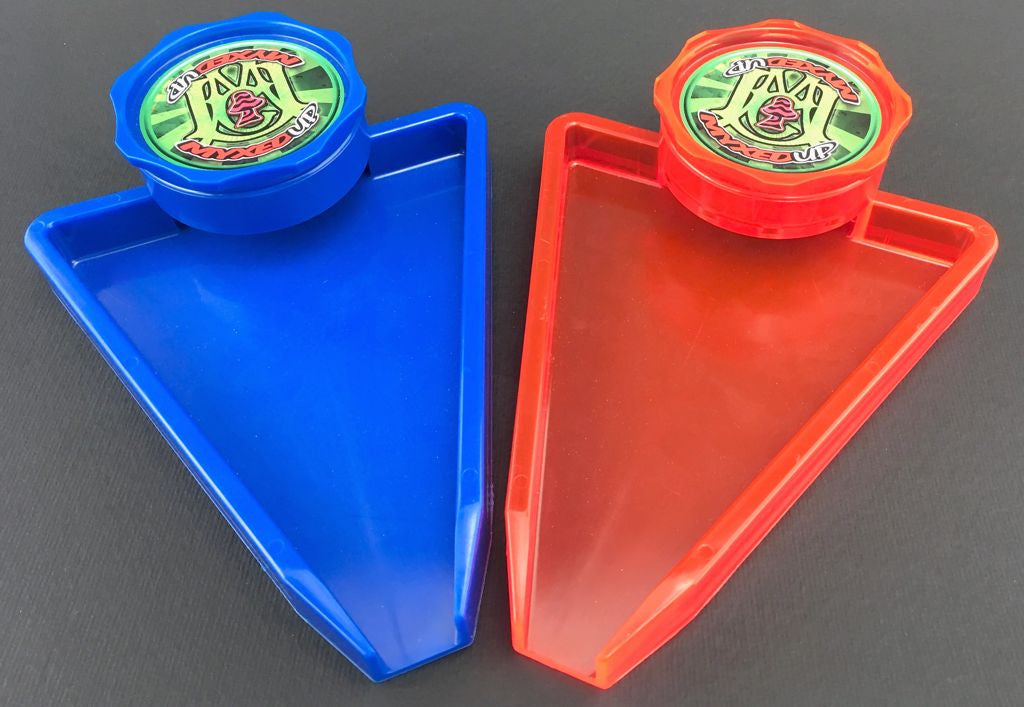 Myxed Up Pack A Bowl Plastic Herb Grinder