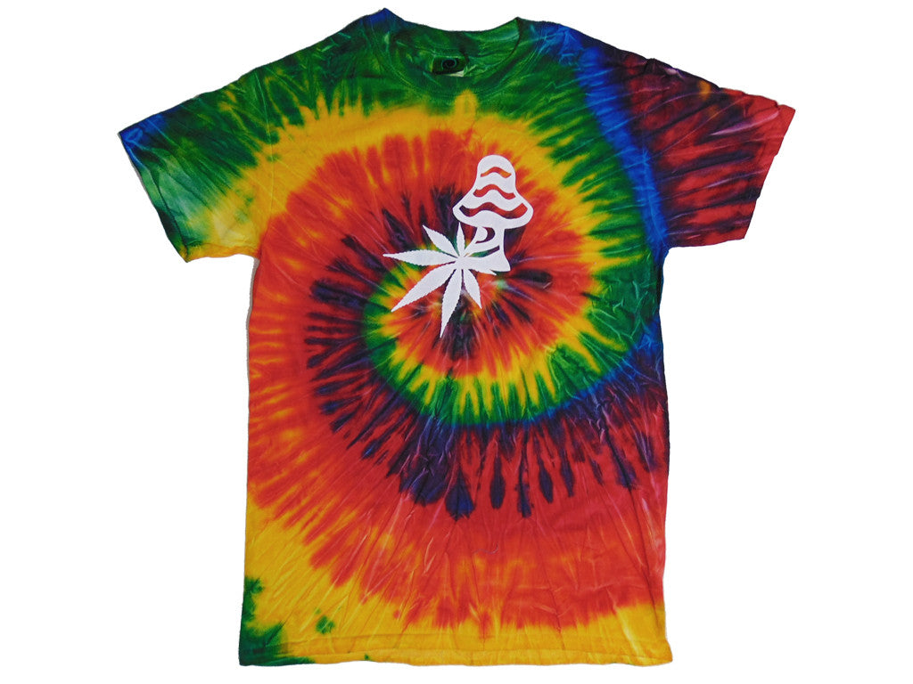 Myxed Up Tie Dye T-Shirt