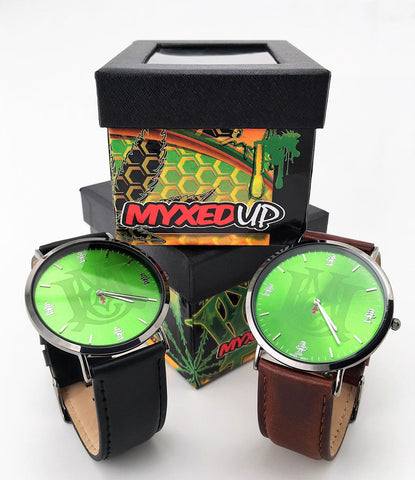 Myxed Up Monogram Japanese Movement Watches