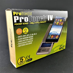 Pro Scale Pro Touch Pocket Scale