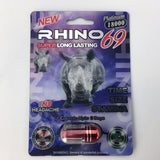 Rhino 69 Sexual Performance Enhancer dietary supplement pill