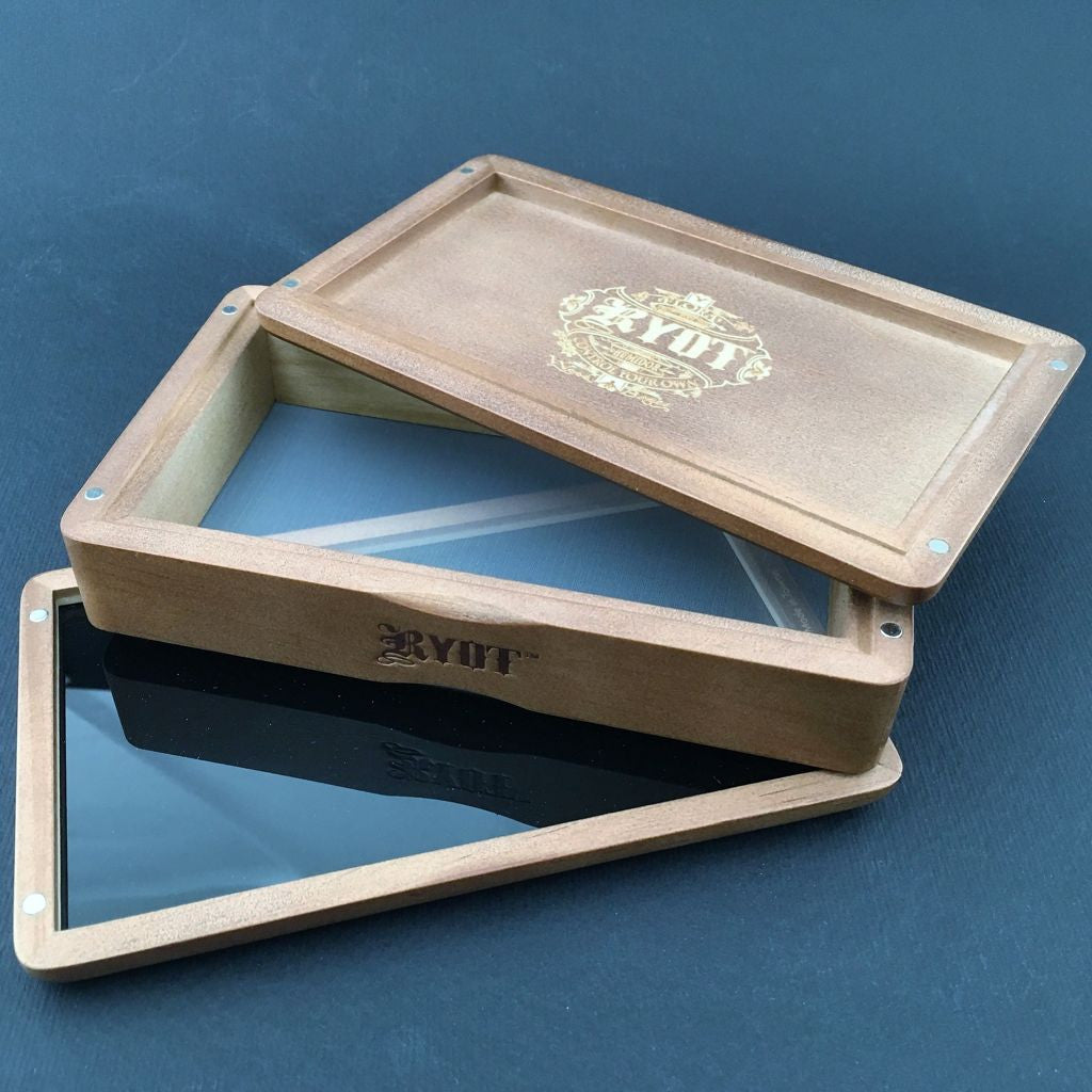 Ryot Pollen Box With Solid Top