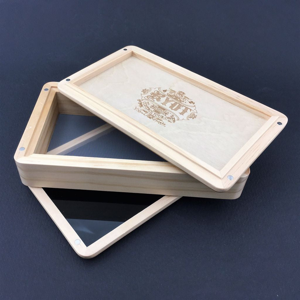 Ryot Solid Top Pollen Box Light Wood