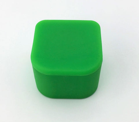 Silicone Cube Non-Stick Concentrate Container