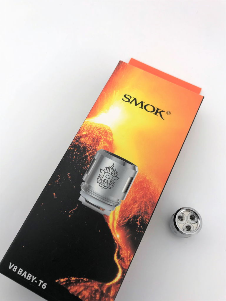 Smok V8 Baby-T6 Replacement Coils