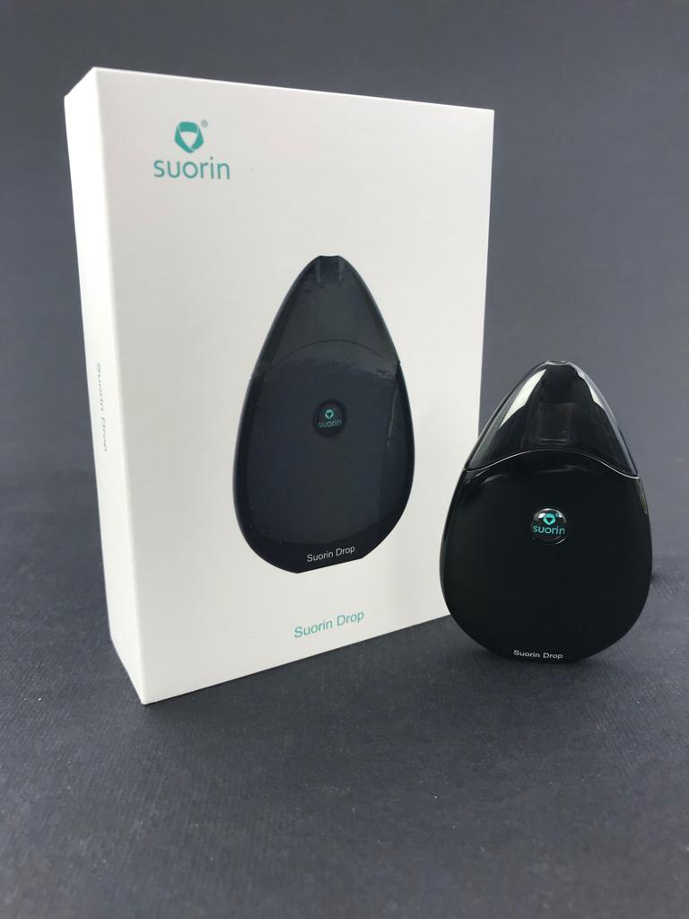 Suorin Drop Electronic Vaping Device Myxedup Com Glass