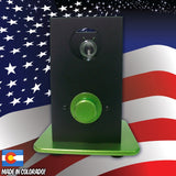 THe Can Vapor System desktop vaporizer Black and Green