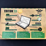Triton T3 Digital Pocket Scale by My Weigh Back
