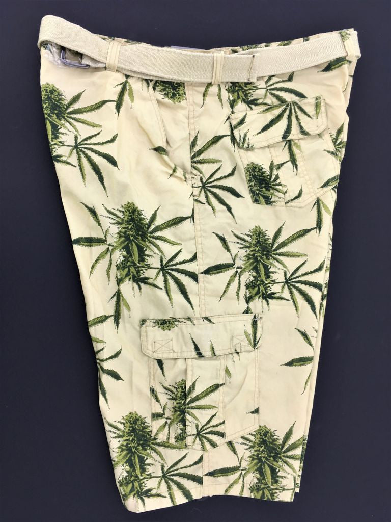 Weed Leaf Board Shorts Myxedup Com Glass Pipes