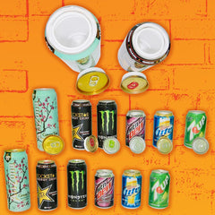 beverage container stash cans