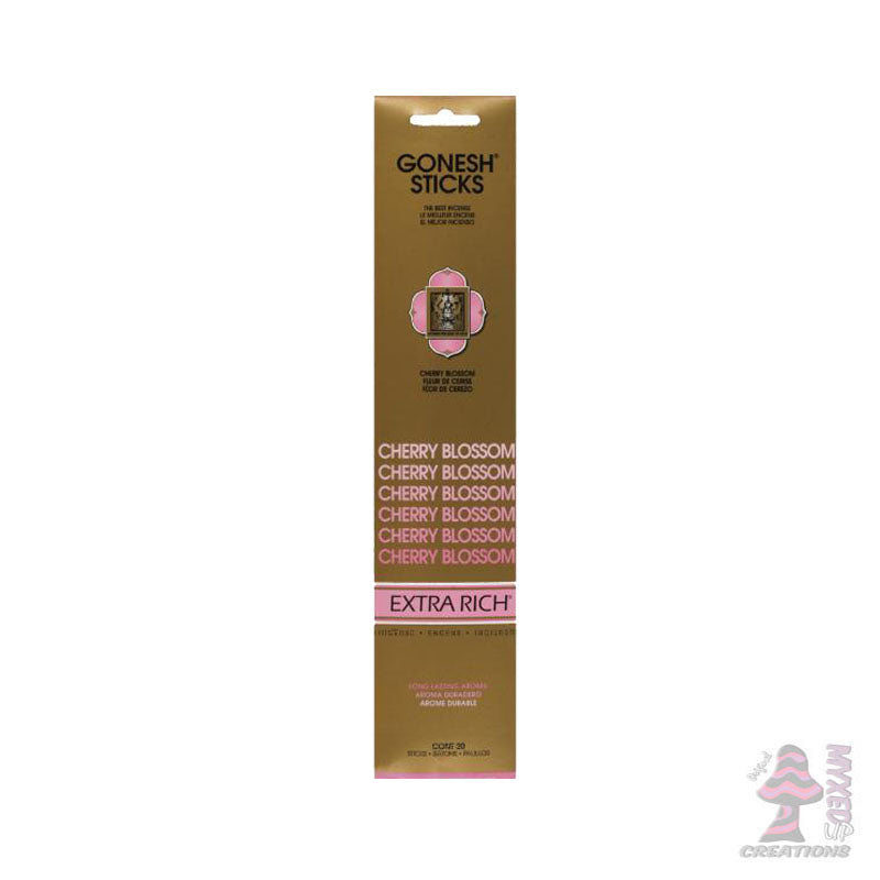 Gonesh Cherry Blossom Incense