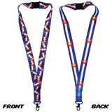 Colorado Flag C Lanyard by Myxed Up Creations