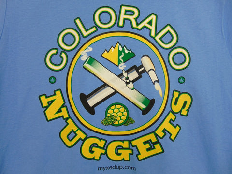 Colorado Nuggets Myxed Up T-Shirt