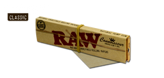Raw Organic Connoisseur King Size Slim