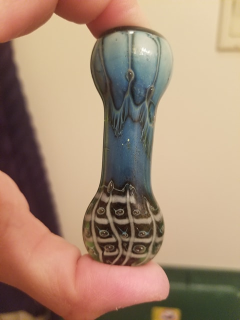 Socorro Chillum Pipe