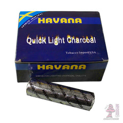 Havana Quick Light Charcoal