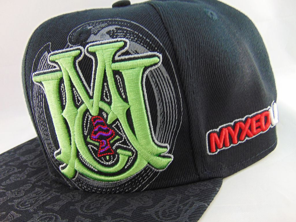 Myxed Up Creations Fitted Baseball Cap Myxedup Com