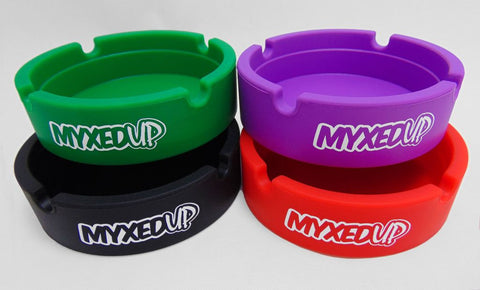 Myxed Up Silicone Ashtray