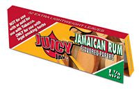 Juicy Jay's Rolling Papers 1.25 - Jamaican Rum