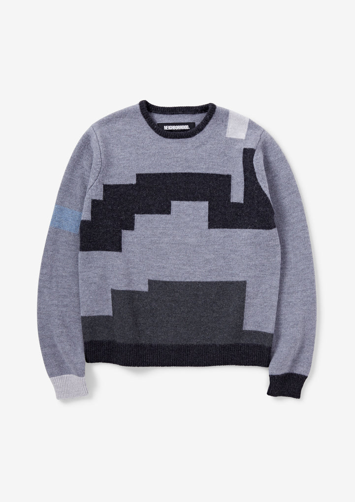DESIGN-1 / W-KNIT . LS