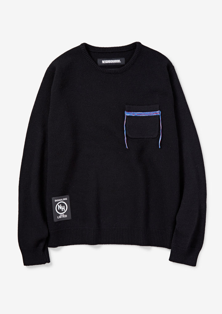 DESIGN-2 / W-KNIT . LS