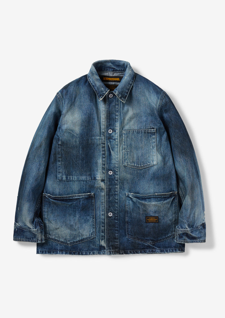 SAVAGE . COVERALL / C-JKT