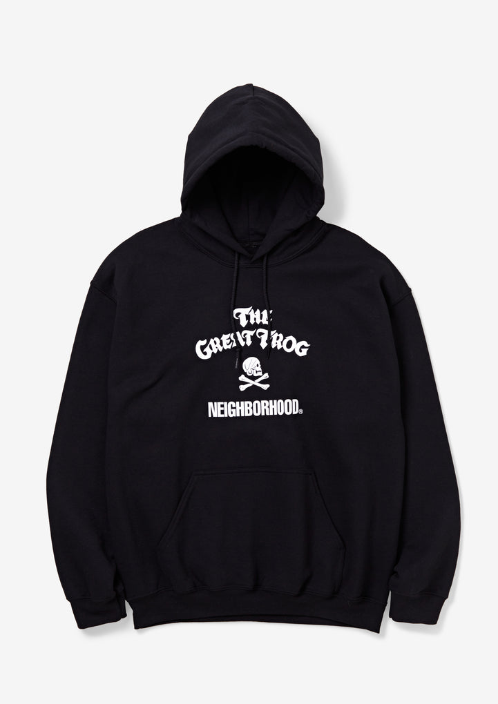 NHGF / CE-HOODED . LS
