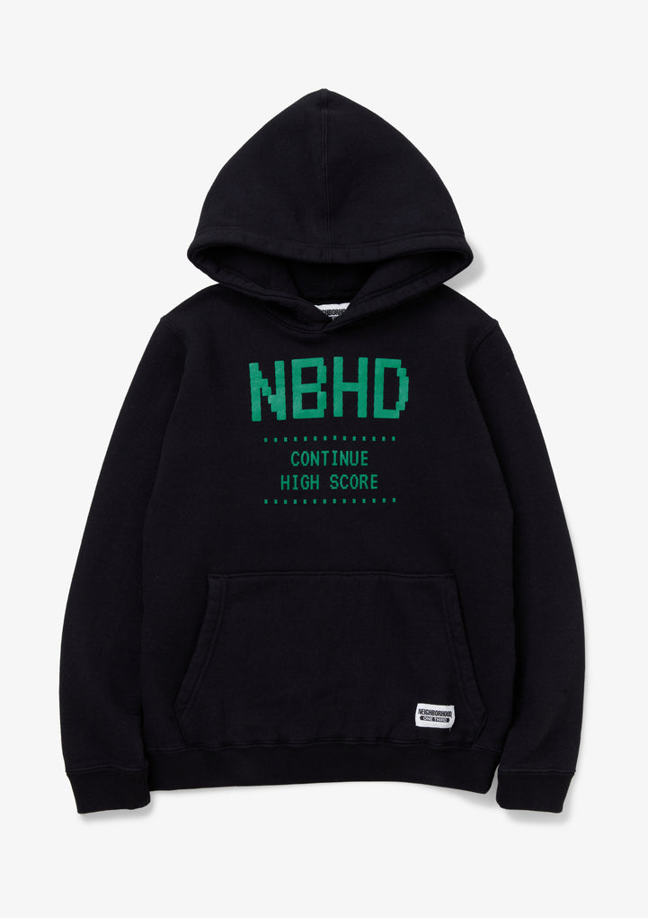 TIGHT / C-HOODED . LS