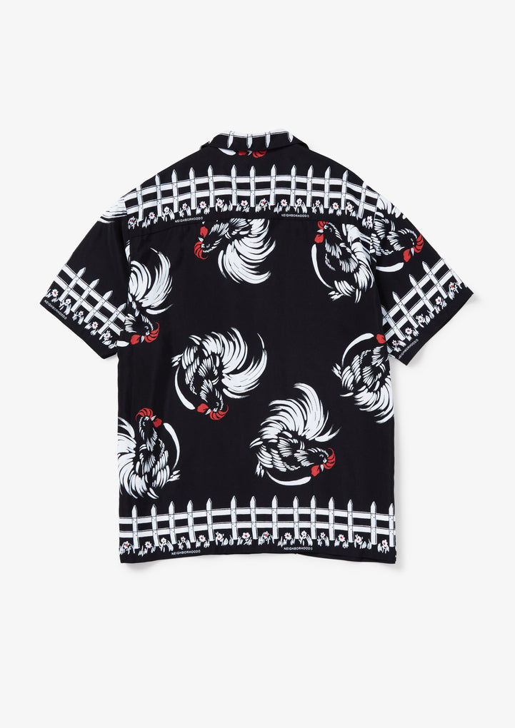 ALOHA . ROOSTER / R-SHIRT . SS