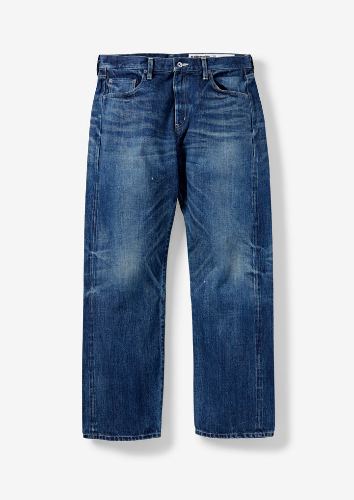 WASHED . BASIC / 14OZ-PT