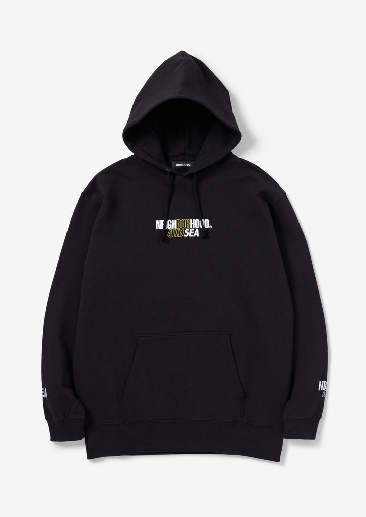 NHWDS / C-HOODED . LS