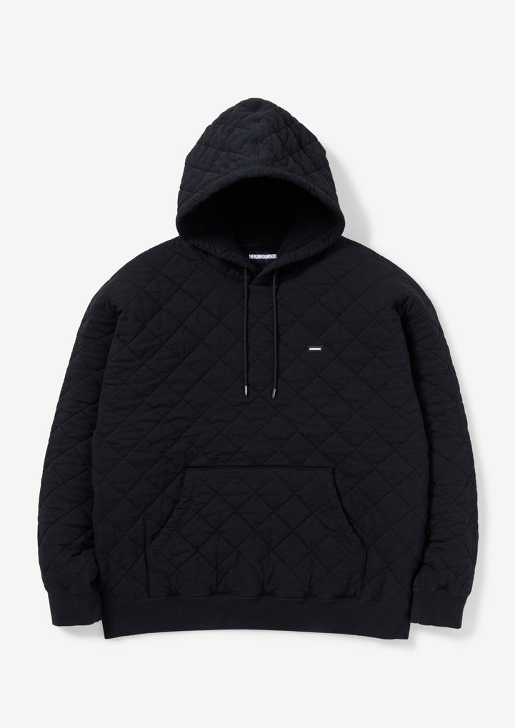 QUILT C-HOODED . LS