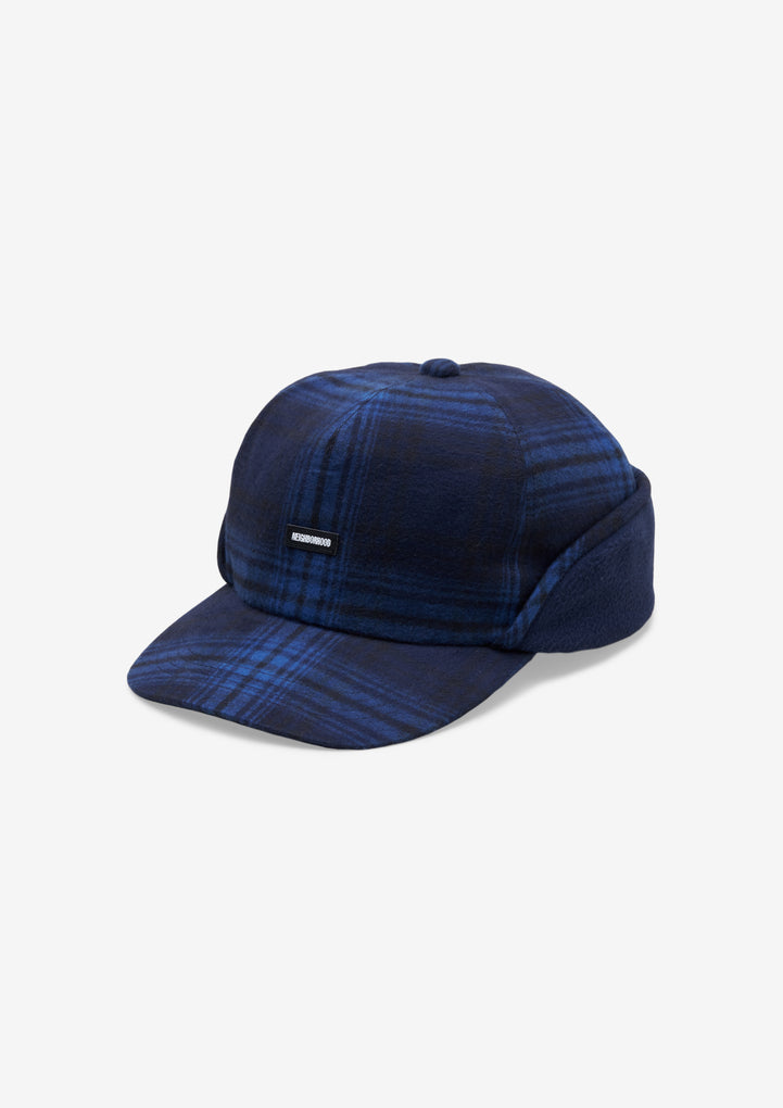 PLAID . TRUCK / C-CAP