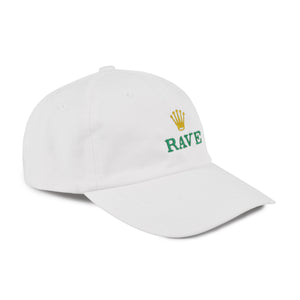 GMT cap - white