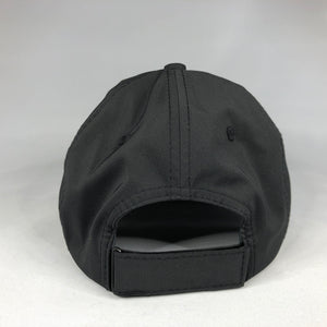 Summit water-repellent cap - black