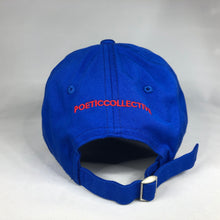 Load image into Gallery viewer, Logo cap - royal blue
