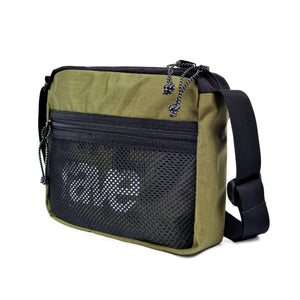 Shoulder bag - green