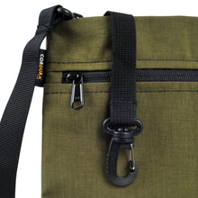 Load image into Gallery viewer, Slim bag - green / sand